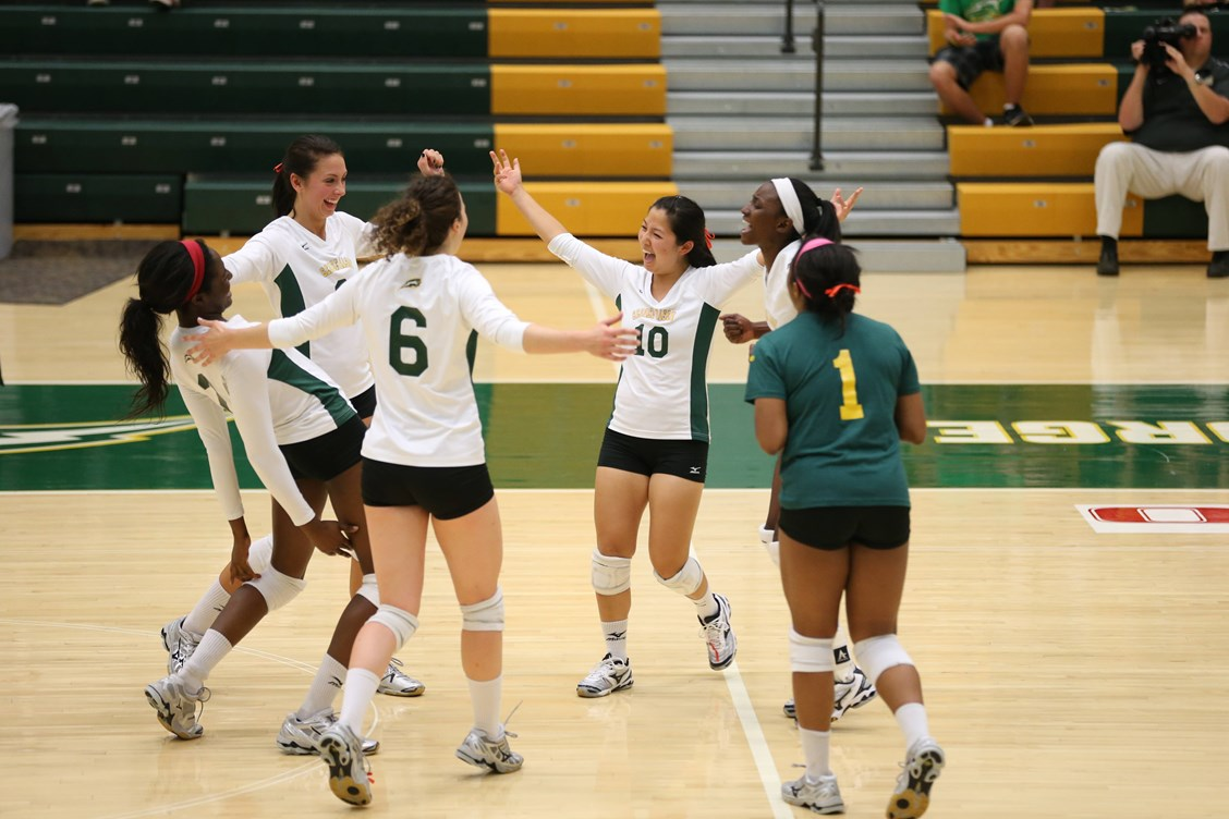 Women S Volleyball Travels To College Park For Maryland Invitational